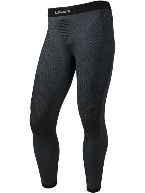 UYN Fusyon UW Long Pants Men Orion Blue/Bordeaux/Pearl Grey